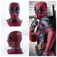 Newest 2018 Deadpool vol.2 Mask Deadpool Cosplay PVC Helmet Wade Mask Halloween