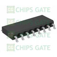 4PCS STPIC6C595MTR IC SHIFT REGISTER 8BIT 16-SOIC ST