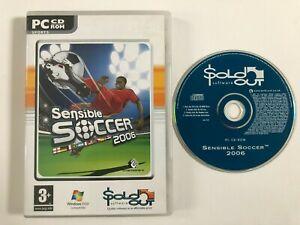 Sensible Soccer 2006 - PC CD-ROM Game