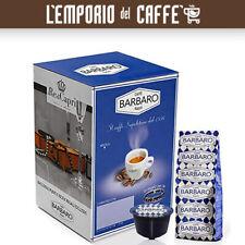 200 Capsule Caffe Barbaro Compatibili Dolce Gusto Miscela Blu Cremoso Napoli