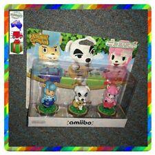 Nintendo amiibo Animal Crossing Set