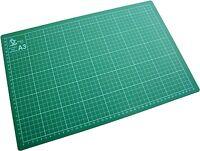 A3 Cutting Mat w/ Optional Ruler/Circle Cutter/Rotary Cutter, Self Heal Non-Slip