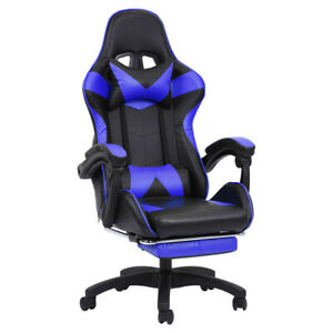 Gaming Chair Ergonomic Office Chair Racing Style Computer Gamer Chair High-Back