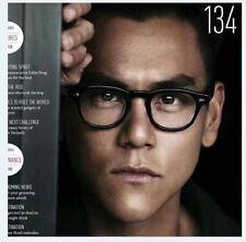 Johnn depp Vintage Leopard Eyeglass frames Full-rim Glasses Eyewear Women Men