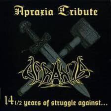 """APRAXIA """"14 years of struggle…"""" cd pagan"""