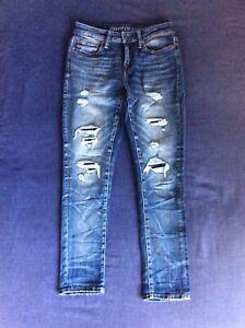 Boys Jeans American Eagle Size 26 waist 28 leg length