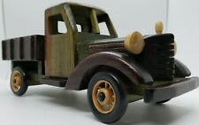 Vintage Hand-Made Wooden Farm Truck Great Condition Quick Shipping Antique