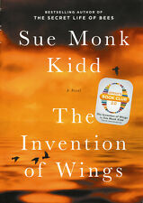 The Invention of Wings by Sue Monk Kidd (2015, Paperback) NYTimes Bestseller