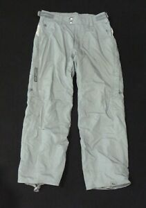 "Mens Ski Pants Trousers Scott USA Thermore Insulation Medium 36"" waist"