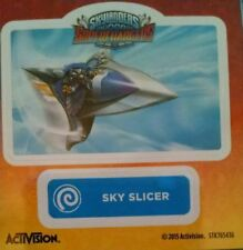 Sky Slicer Skylanders Superchargers Sticker Only!