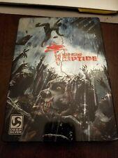 Dead Island Riptide Steelbook + Game Included Xbox 360