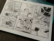 That Umbrella Guy, Another Case for the Littlest Umbrella - ORIGINAL comic page