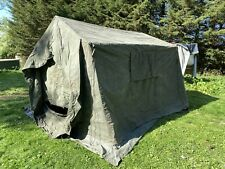 More details for british army 9x9 tent canvas land rover command post expedition fishing shelt...