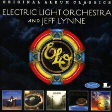 ELECTRIC LIGHT ORCHESTRA - ORIGINAL ALBUM CLASSICS  5 CD NEUF