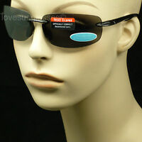 2268d0df9c Polarized bifocal sunglasses reading glasses power strength safety drive  fish