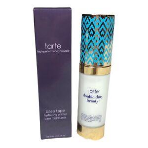 New TARTE Base Tape Hydrating Primer 1.014fl Oz / 30ml Full Size