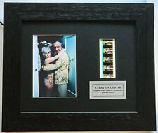 More details for carry on abroad filmcell barbara windsor & sid james signed repro memorabilia