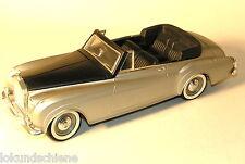 Rolls Royce Silvercloud 1961    1:20 .. Solido Metall  ..#L999