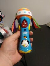 Vtech Baby Babble and Rattle Microphone Singing Musical Educational Toy