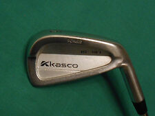 KASCO KF-103 FORGED 5 IRON - R400 STEEL SHAFT - GOOD CONDITION!