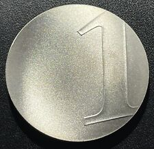 France 2001 Matte Proof Silver Coin:  The Last Franc