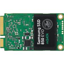 SAMSUNG 850 EVO mSATA SSD 1 TB - - MZ-M5E1T0BW - SATA 6Gb/s
