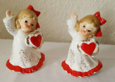 New ListingLefton Valentine Figurines