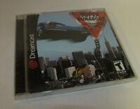 Super Runabout: San Francisco Edition (Sega Dreamcast, 2000) Complete CIB Nice