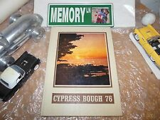 ORIGINAL 1976 MONTEREY BAY ACADEMY HIGH SCHOOL YEARBOOK/ANNUAL/WATSONVILLE CALIF