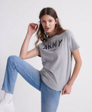 Superdry Womens Dry Camo Oversized T-Shirt