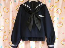 ^_^ Japanese SchoolGirl Uniform Winter ! Excellent Condition. EB 21