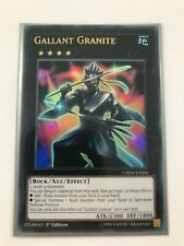 Carte Yu-Gi-Oh - JCC - Gallant Granite - CHIM-EN036 - Neuf - Anglais