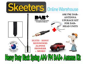 Bull Bar Mount AM/FM/DAB+ Antenna Upgrade for DAB+ Head Units