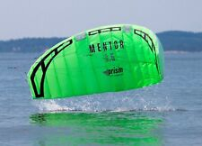 Prism Mentor 3.5 3-Line Water Relaunchable Power Kite with Line & Control Bar