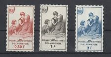 France 1946 Victims Of War Set MH J8596