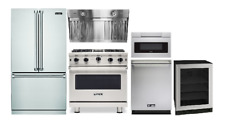New ListingViking Kitchen Package With Sharp Microwave Drawer & Marvel Beverage Center