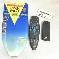 One For All 5 Device Remote With Remote Finder Open Box