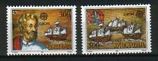Europa CEPT 1992 Joegoslavië 2534-2535 - MNH cat waarde € 10