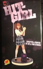 Kick Ass Hit Girl School Girl Statue MINT Dynamic Forces