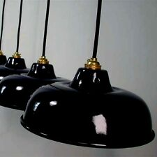 ART DECO BAUHAUS Lampada Loft fabbrica industria Lampada Lampada SMALTO LAMPADA SMALTO
