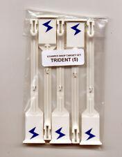 Stern Trident Pinball Machine Drop Target Set