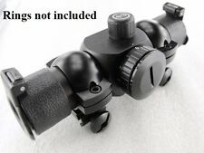 Red Dot Green Dot Electronic Tactical Sight 1 inch Matte 20mm Fm120Rgd $3 Ship!