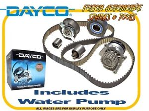 Dayco Timing Belt Kit for Volkswagen Golf Type 5 BKD 2.0L 4cyl DOHC KTB441EP