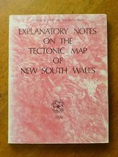 Explanatory Notes on the Tectonic Map of New South Wales (Paperback, 1976)