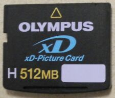 OLYMPUS XD H PICTURE MEMORY CARD 512MB CHEAP