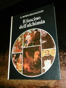 IL FASCINO DELL'ALCHIMIA Neil Powell Rizzoli 1976 IL MONDO DELL'OCCULTO