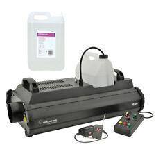 QTX QTFX-2000 MKII Professional 2000W Smoke Fog Machine DJ Stage +5 Litre Fluid