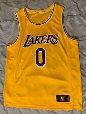 NBA FANATICS KYLE KUZMA LOS ANGELES LAKERS JERSEY SIZE M NEW