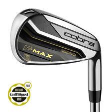 Cobra F-Max Iron Set 5-Pw, Gap Regular Steel Right Hand New 10025