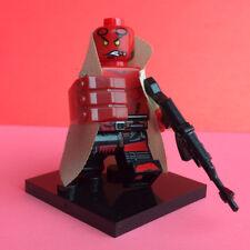 1X Super Hero Hellboy Mini Figure Toy Rare